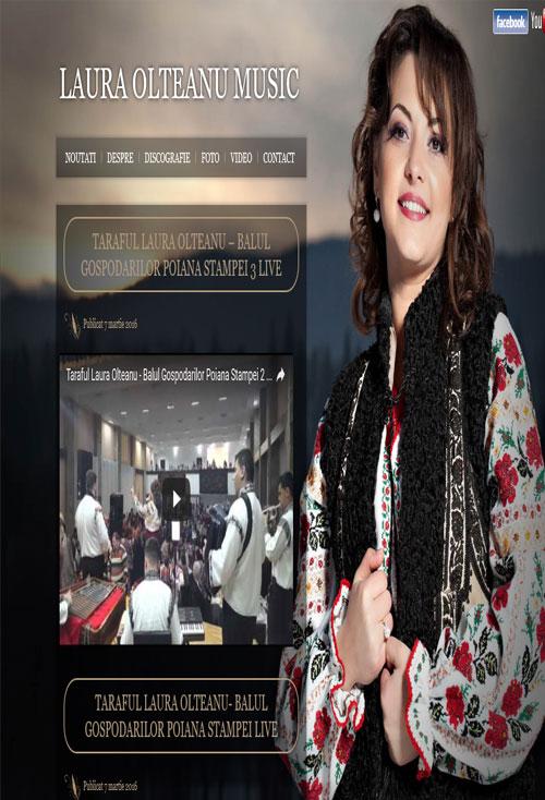 LauraOlteanuMusic.ro