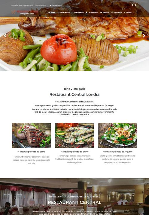 Restaurant Central Londra